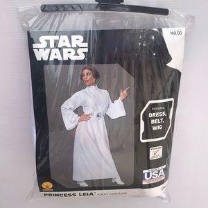 Princess Leia Organa Costume NWT fits up to SZ 12